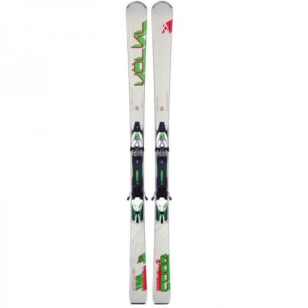 Volkl Men`s CODE SPEEDWALL S Ski + RMOTION 12.0 D Bindings