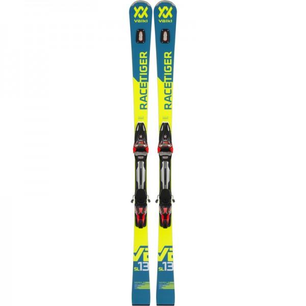 Volkl RACETIGER SL Skis + RMOTION Bindings