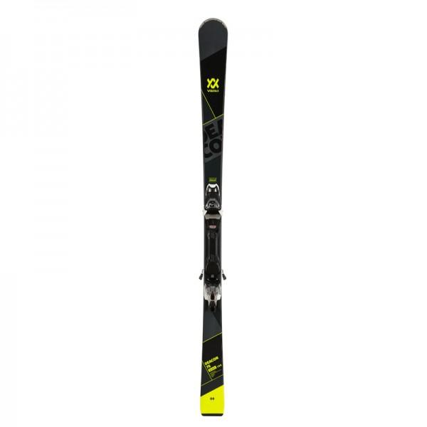 Volkl DEACON 75 Skis + VMOTION3 Bindings