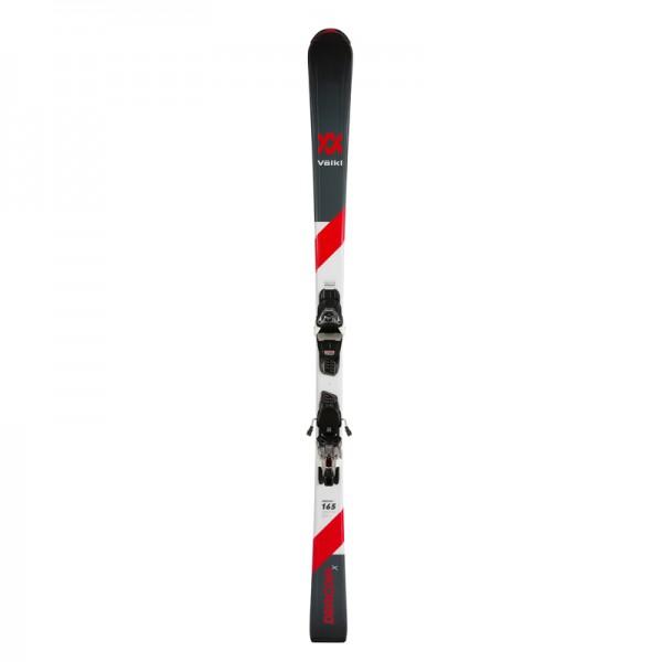 Volkl DEACON X Skis + VMOTION1 Bindings