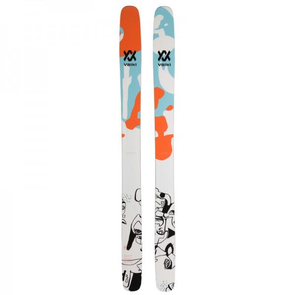 Volkl  REVOLT 121 FLAT Skis