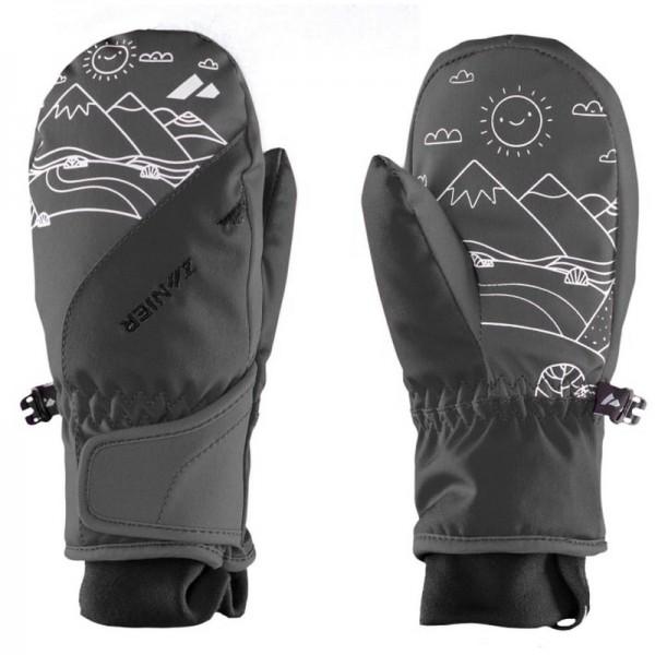 Zanier Kid`s SHORTY.STX Gloves
