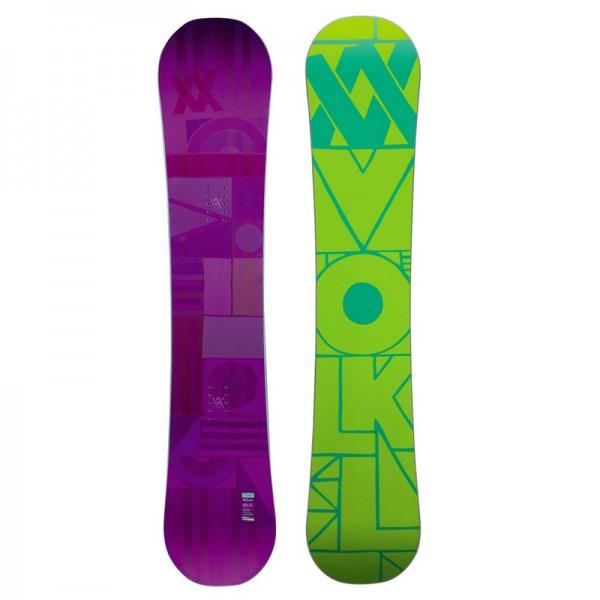 Volkl Women DISTURBIA Snowboard