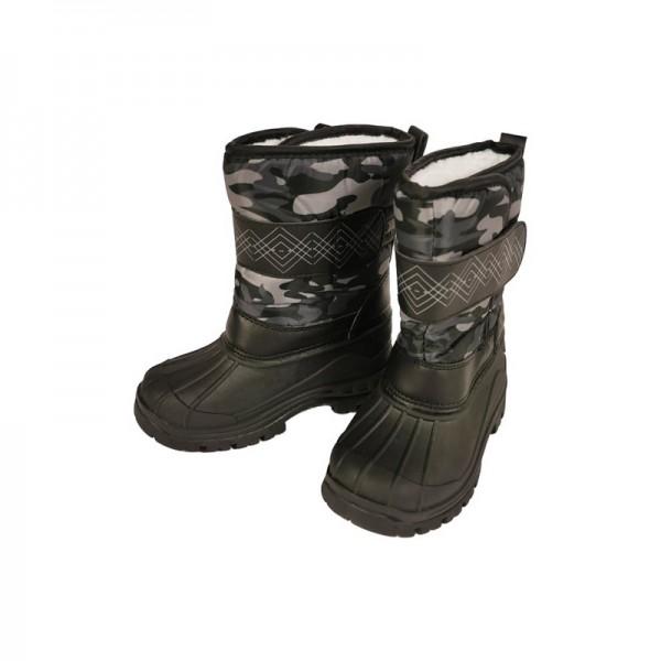 True North Girl`s SNOWMAN Apres Ski Boots