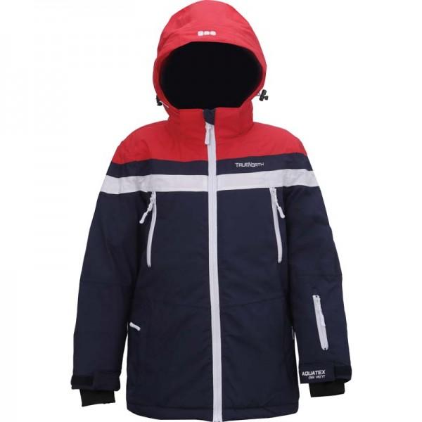 True North Boy`s Hooded Snow Jacket