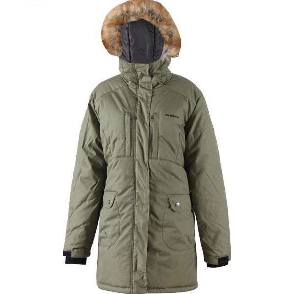 True North Women`s RAINBOW Hooded Jacket