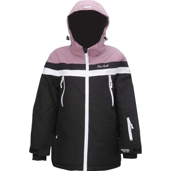 True North Girl`s Hooded Snow Jacket