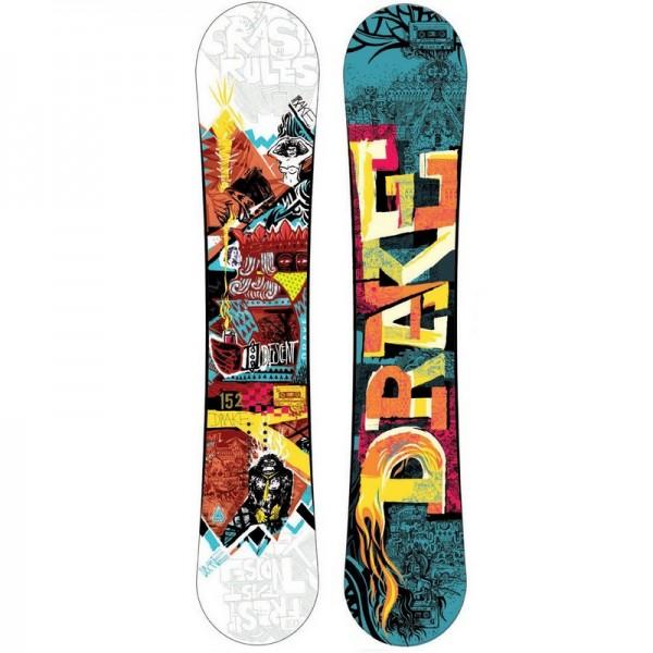 Drake Men`s Descent Snowboard