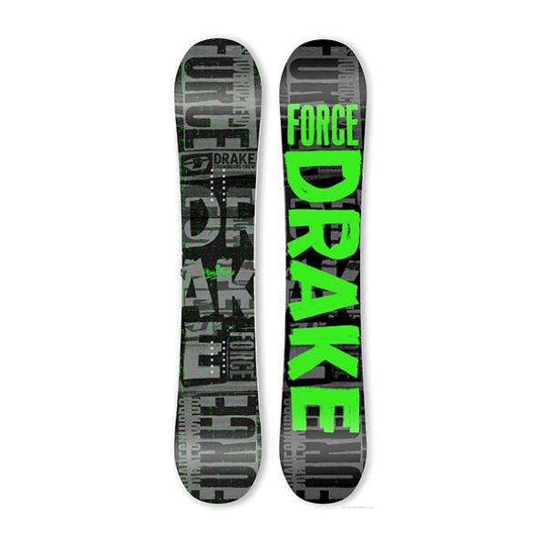 Drake Men`s FORCE Snowboard