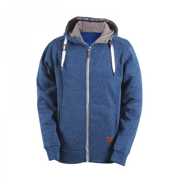 2117 Men`s GROLANDA Wavefleece Jacket With Hood