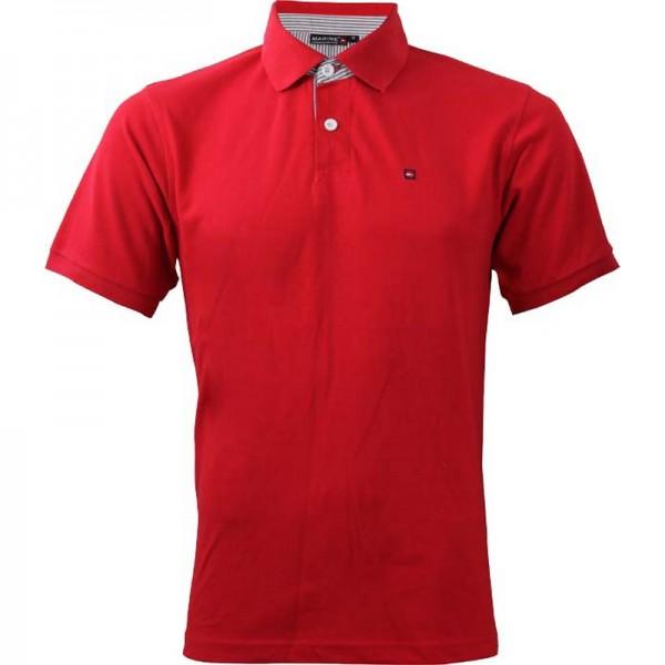 Marine Men`s Polo Shirt