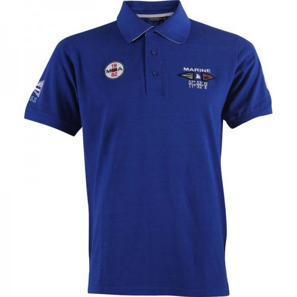 Marine Men`s Polo T-Shirt