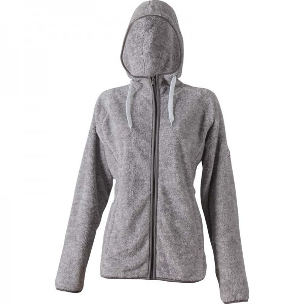 True North Women`s SOFTPILE Hooded Jacket