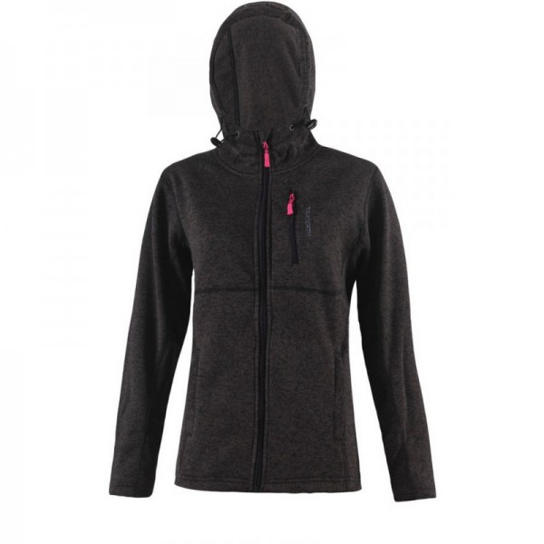 True North Women`s RAINBOW Hooded Jacket