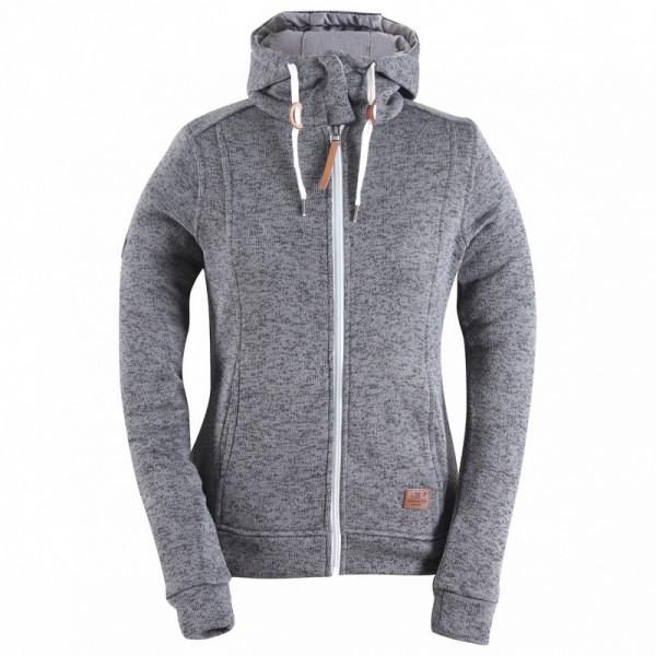 2117 Women`s GROLANDA Wavefleece Jacket With Hood