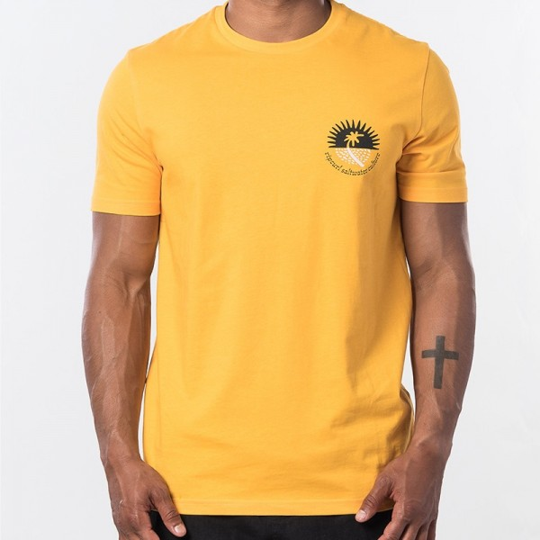 Rip Curl Men`s SWC DISTANT T-Shirt