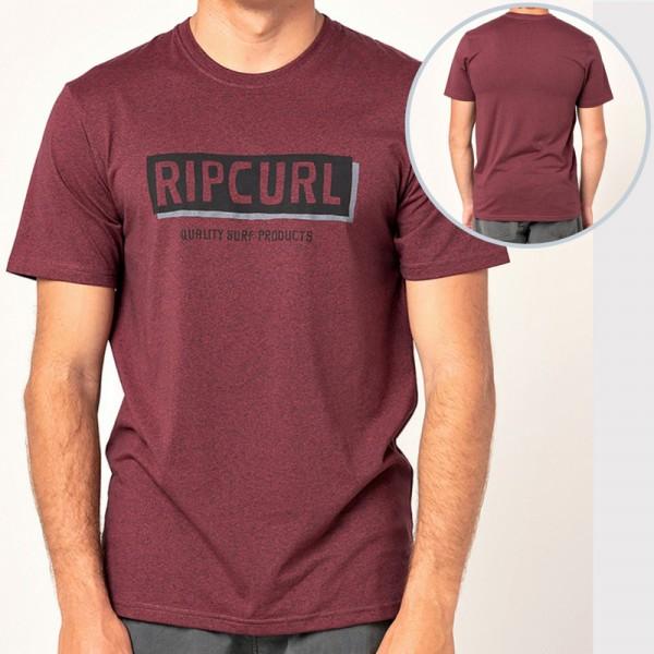 Rip Curl Men`s BOXED T-Shirt