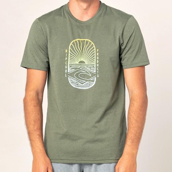 Rip Curl Men`s LIGHTHOUSE T-Shirt