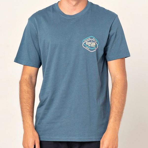Rip Curl Men`s TWICE D`AMS SS T-Shirt