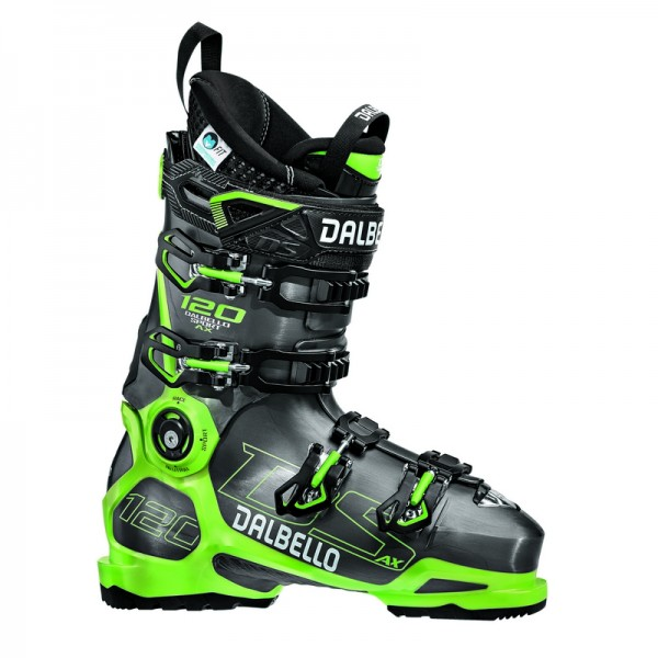 Dalbello Men`s DS AX 120 Ski Boots