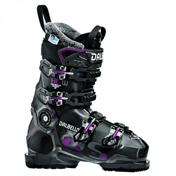 Dalbello Women`s DS AX 80 Ski Boots