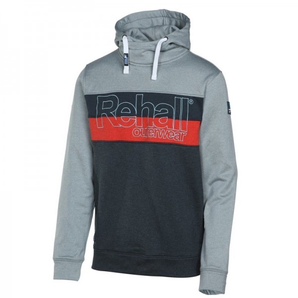 Rehall Men`s DAVE Sweat-Hooded