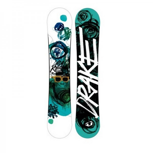 Drake Men`s DELTA Snowboard