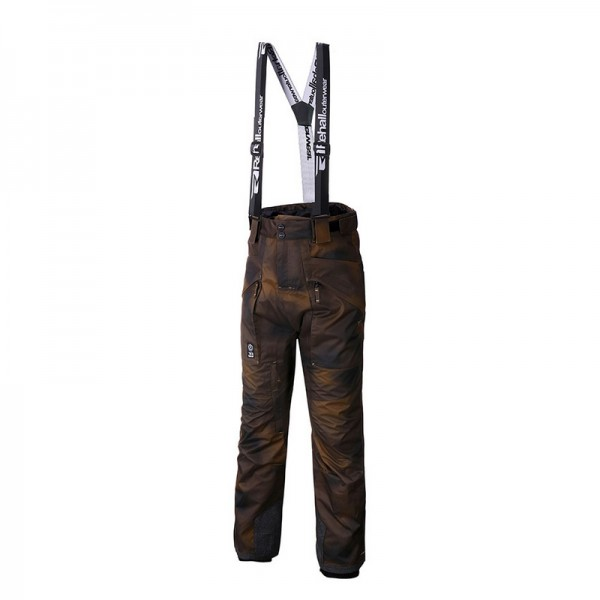 Rehall Men`s DRAGG Snow Pants Buggy Suspenders