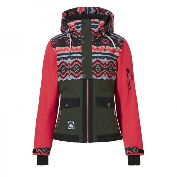 Rehall Junior Girl`s EMMY Snow Jacket