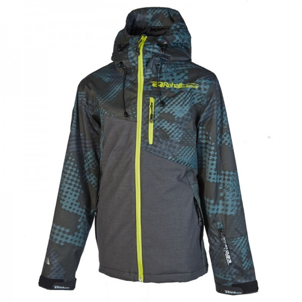 Rehall Junior Boy`s FINLEY Snow Jacket