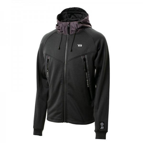 Rehall Men`s FREAZE Hooded Powerstretch Jacket