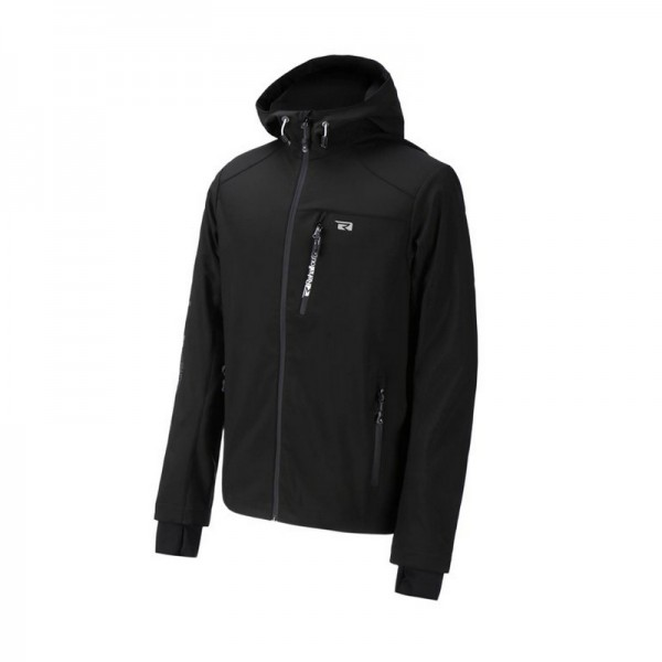 Rehall Men`s ROCKET Hooded Softshell Jacket