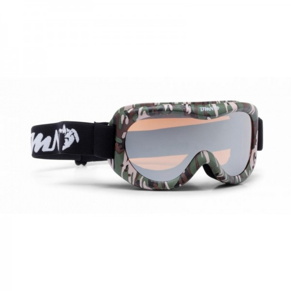 Demon Junior SNOW 6 MIRROR Ski Goggles