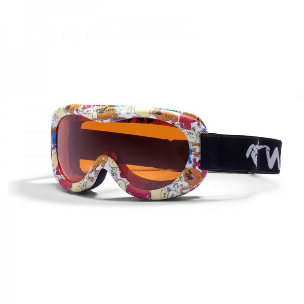 Demon Junior`s SNOW 6 DESIGN Ski Goggles